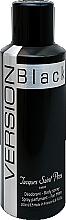 Parfémy, Parfumerie, kosmetika Ulric de Varens Version Black - Deodorant