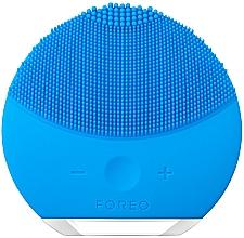 Parfémy, Parfumerie, kosmetika Elektrický čisticí kartáček na obličej - Foreo Luna Mini 2 Aquamarine