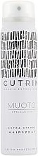 Parfémy, Parfumerie, kosmetika Lak na vlasy s extra silnou fixací - Cutrin Muoto Extra Strong Hairspray