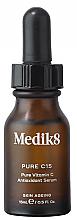 Parfémy, Parfumerie, kosmetika Sérum s koncentrovaným vitamínem C - Medik8 Pure C15 Pure Vitamin C Antioxidant Serum