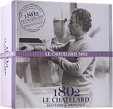 Parfémy, Parfumerie, kosmetika Dárková krabička s potiskem - Le Chatelard 1802 Gift Box