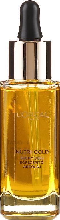 Tělový olej - L'Oreal Paris Nutri Gold Extraorginary Oil  — foto N2
