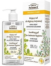 Parfémy, Parfumerie, kosmetika Zklidňující gel pro intimní hygienu s heřmánkem - Green Pharmacy Soothing Gel