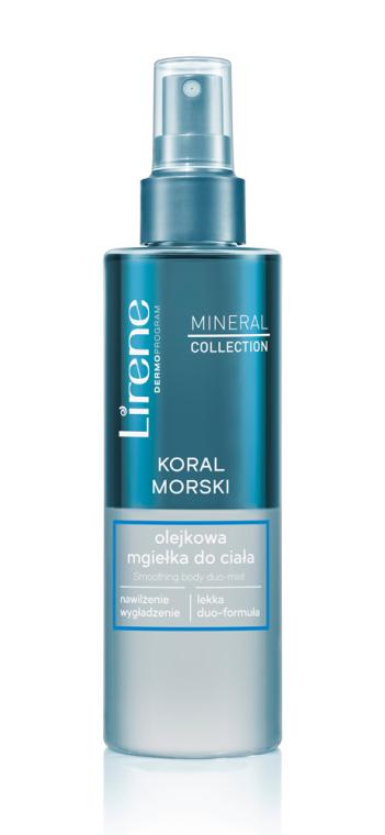 Dvoufázový tělový sprej s minerály z Mrtvého moře - Lirene Mineral Collection Body Spray — foto N1