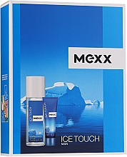 Parfémy, Parfumerie, kosmetika Mexx Ice Touch Man - Sada (dns/75ml + sh/gel/50ml)