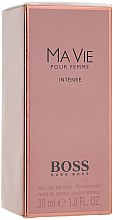 Parfémy, Parfumerie, kosmetika Hugo Boss Boss Ma Vie Pour Femme Intense - Parfémovaná voda