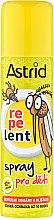 Parfémy, Parfumerie, kosmetika Dětský sprej proti komárům - Astrid Repelent Spray