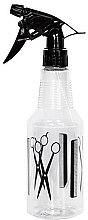Parfémy, Parfumerie, kosmetika Rozprašovač na vodu 00173,500 ml, průhledný - Ronney Professional Spray Bottle 173