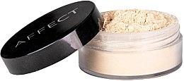 Parfémy, Parfumerie, kosmetika Sypký pudr na obličej - Affect Cosmetics Mineral Loose Powder Soft Touch