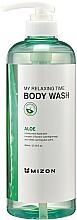 Parfémy, Parfumerie, kosmetika Sprchový gel s aloe - Mizon My Relaxing Time Body Wash