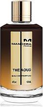 Parfémy, Parfumerie, kosmetika Mancera The Aoud - Parfémovaná voda