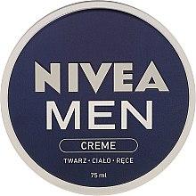 Parfémy, Parfumerie, kosmetika Univerzální tělový krém pro muže - Nivea Men Creme