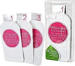 Parfémy, Parfumerie, kosmetika SPA péče na nehty a pleť rukou Růžový grapefruit - Voesh Mani In A Box Vitamin Recharge Pink Grapefruit