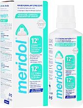 Parfémy, Parfumerie, kosmetika Ústní voda proti zápachu - Meridol Safe Breath Liquid Mouthwash