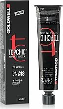 Parfémy, Parfumerie, kosmetika Odolná profesionální barva na vlasy - Goldwell Topchic Hair Color Coloration