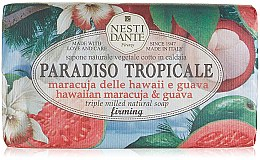 "Parfémy, Parfumerie, kosmetika Mýdlo ""Maracuja a guava"" - Nesti Dante Paradiso Tropicale Hawaiian Maracuja & Guava Soap"