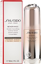 Parfémy, Parfumerie, kosmetika Sérum na obličej - Shiseido Benefiance Wrinkle Smoothing Contour Serum