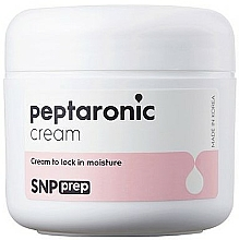 Parfémy, Parfumerie, kosmetika Hydratační krém na obličej s peptidy - SNP Prep Peptaronic Cream