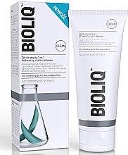 Parfémy, Parfumerie, kosmetika Gel na mytí 3 v 1 na obličej, tělo a vlasy - Bioliq Clean Cleansing Gel For Face Body And Hair