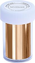 Parfémy, Parfumerie, kosmetika Folie na zdobení nehtů - NeoNail Professional (1ks)