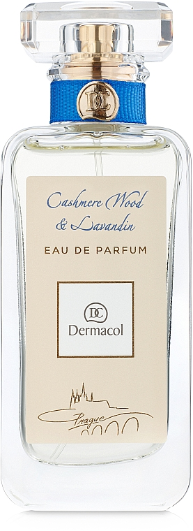 Dermacol Cashmere Wood And Levandin - Parfémovaná voda — foto N1