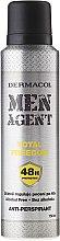 Parfémy, Parfumerie, kosmetika Antiperspirant - Dermacol Men Agent Total Freedom 48H Protection Anti-Perspirant