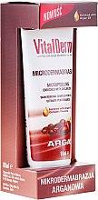 Parfémy, Parfumerie, kosmetika Mikropeeling na obličej - VitalDerm Argana