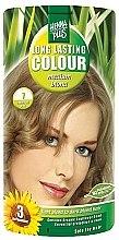 Parfémy, Parfumerie, kosmetika Barva na vlasy - Henna Plus Long Lasting Colour