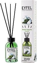 Parfémy, Parfumerie, kosmetika Aroma difuzér Mořské řasy - Eyfel Perfume Reed Diffuser Seaweed