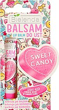 "Parfémy, Parfumerie, kosmetika Balzám na rty ""Sladká cukroví"" - Bielenda Sweet Candy Lip Balm"