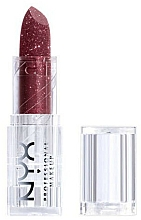Parfémy, Parfumerie, kosmetika Rtěnka - NYX Professional Makeup Diamonds & Ice Please Lipstic