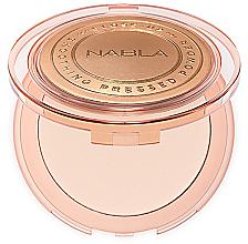 Parfémy, Parfumerie, kosmetika Kompaktní pudr na obličej - Nabla Close-Up Smoothing Pressed Powder