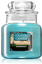 Parfémy, Parfumerie, kosmetika Vonná svíčka (sklenice) - Country Candle Summerset
