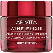 Parfémy, Parfumerie, kosmetika Krém proti vráskám - Apivita Wine Elixir Cream