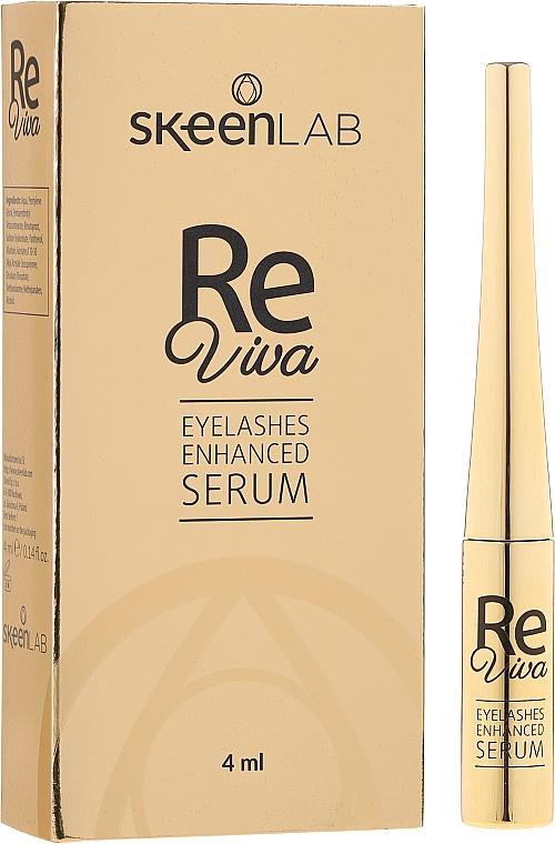 Sérum pro růst řas - Skeenlab ReViva Eyelash Enhanced Serum