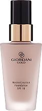 Parfémy, Parfumerie, kosmetika Transformující make-up - Oriflame Giordani Gold MasterCreation Foundation SPF 18
