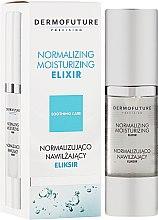 Parfémy, Parfumerie, kosmetika Normalizační hydratační elixír - DermoFuture Normalizing Moisturizing Elixir