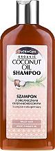 Parfémy, Parfumerie, kosmetika Šampon s kokosovým olejem, kolagenem a keratinem - GlySkinCare Coconut Oil Shampoo