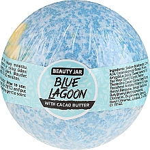 Parfémy, Parfumerie, kosmetika Koupelová bomba s kakaovým máslem - Beauty Jar Blue Lagoon