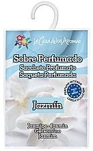 Parfémy, Parfumerie, kosmetika Vonný sáček Jasmín - La Casa de Los Aromas Scented Sachet