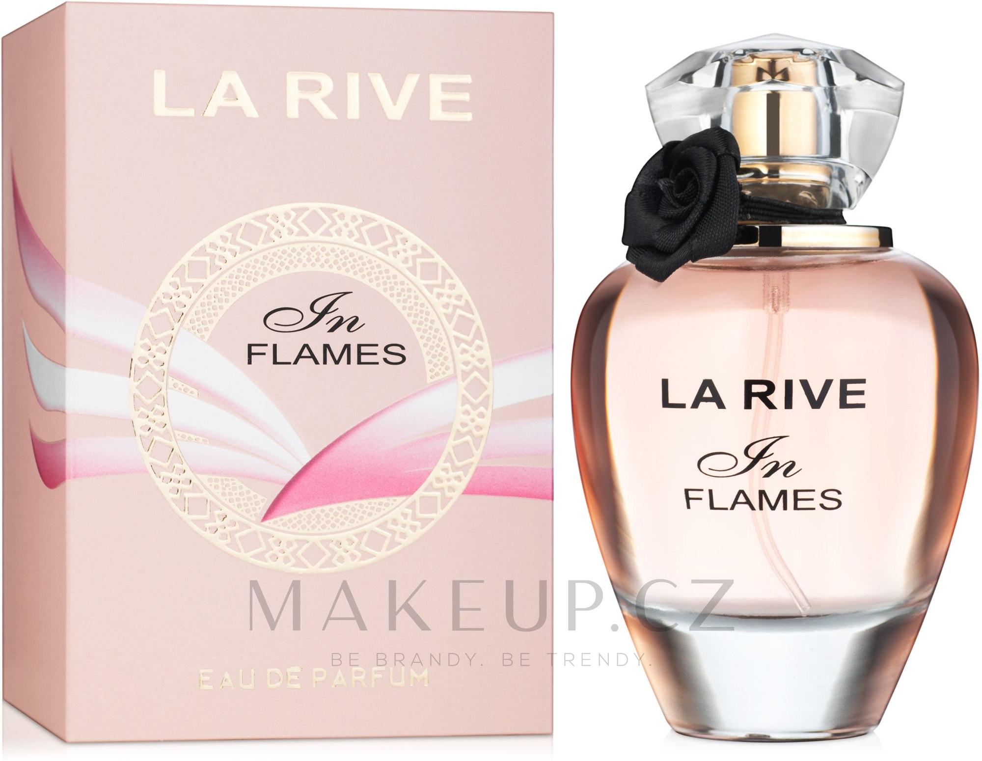 La Rive In Flames - Parfémovaná voda — foto 90 ml