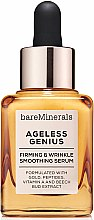 Parfémy, Parfumerie, kosmetika Zpevňující a vyhlazující sérum na obličej - Bare Escentuals Bare Minerals Ageless Genius Firming and Wrinkle Smoothing Serum