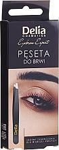 Parfémy, Parfumerie, kosmetika Pinzeta na obočí - Delia Cosmetics Eyebrow Expert
