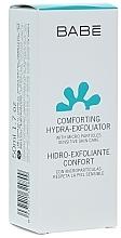 Parfémy, Parfumerie, kosmetika Měkký hydratační peeling na obličej - Babe Laboratorios Comforting Hydra-Exfoliator
