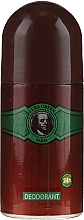 Parfémy, Parfumerie, kosmetika Cuba Green Deodorant - Deodorant