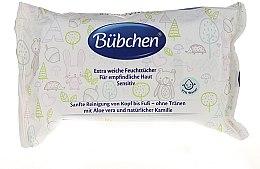 Parfémy, Parfumerie, kosmetika Mokré čistící ubrousky - Bubchen Sensitive Care