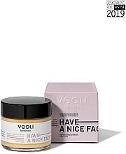 Parfémy, Parfumerie, kosmetika Hluboce hydratační denní krém - Veoli Botanica Deep Moisturizer Have A Nice Face