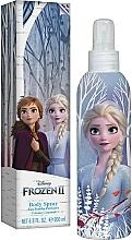 Parfémy, Parfumerie, kosmetika Air-Val International Disney Frozen II - Tělový sprej