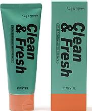 Parfémy, Parfumerie, kosmetika Slupovací maska pro stažení pórů - Eunyul Clean & Fresh Pore Tightening Peel Off Pack
