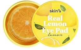 Parfémy, Parfumerie, kosmetika Polštářky na oči a obličej Citron - Skin79 Brightening Real Lemon Eye Pad